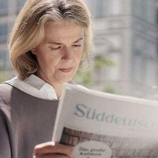 Süddeutsche Zeitung nutzt easyfeedback als Umfragetool