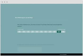 Net Promotor Score (NPS) Fragebogen-Vorlage