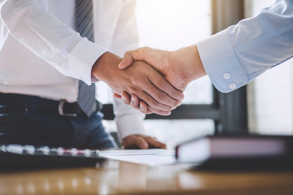 Make a deal with your prospects