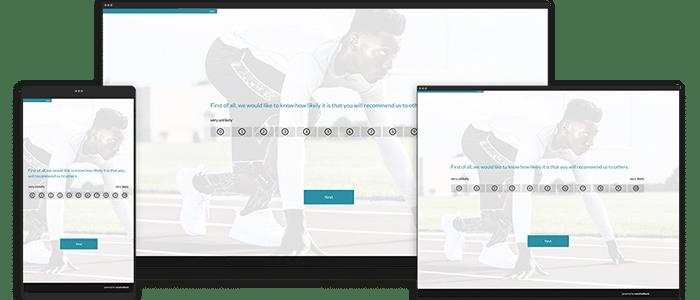 easyfeedback customer survey template