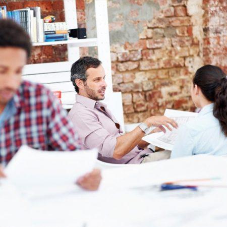 Feedback zum Employer Branding mit einem Fragebogen